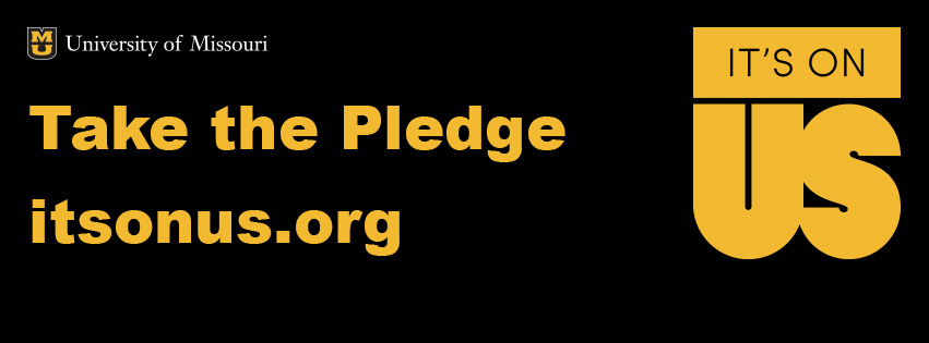Take the Pledge. It's on Us.